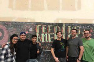 Feeding America Balanced Action Marketing volunteer team photo 2