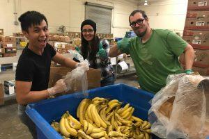 Feeding America Balanced Action Marketing team volunteering