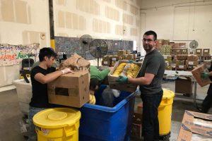 Feeding America Balanced Action Marketing volunteer